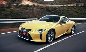 2018 lexus lc 500 cars exclusive videos and photos updates
