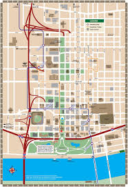 Metrolink Los Angeles Map by St Louis Downtown Map