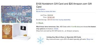 gift card purchase bonus on purchasing nordstrom gift cards deals we like