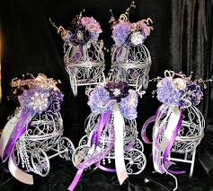 Cinderella Carriage Centerpieces by Birthday Fairy Tale Wedding Or Shower By Thealteredchick On Etsy