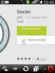 seeder apk free seeder apk android downloads amit