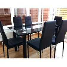 Cheap Dining Room Tables Luxury Dining Table Set Luxury 6 Chairs Glass Marble Dining Table