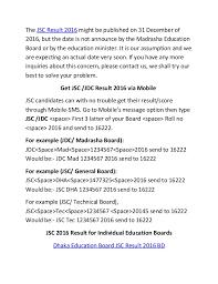 jsc result 2016 bangladesh all education board