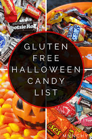 free hallowen gluten free halloween candy list the ultimate guide