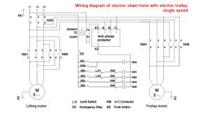 2 sd hoist wiring diagram 2 wiring diagrams instruction