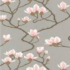 Cherry Blossom Upholstery Fabric Woods Brocatelle Onyx Indoor Upholstery Fabric Fabric Copia