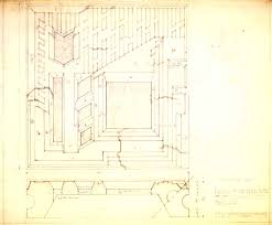 Frank Lloyd Wright Floor Plan Doheny Ranch Development Frank Lloyd Wright Designs For An