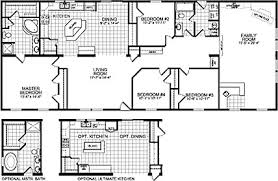 Model Home Floor Plans Double Wide Mobile Home Floor Plans Double Wide Home Cairo Ny