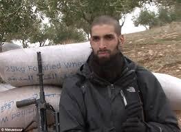 behold the dutch magic mike isis jihadi israfil yilmaz is killed in raqqa air strike in syria