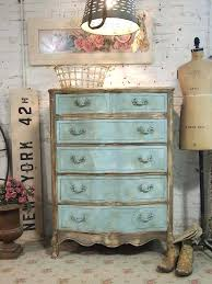 blue shabby chic dresser reserved for tali painted cottage chic