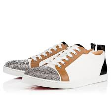 gondolastrass men u0027s flat white strass men shoes christian