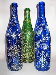 handmade crafts 15 ways to recycle glass bottles