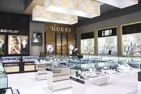 Interior Design Of Shop 50 U0027s Jewelry Store Design Chemins Dor Les Galeries Danjou By Idx