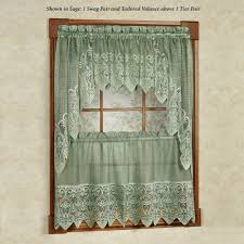 Battenburg Lace Kitchen Curtains by Kitchen Curtains U0026 Window Treatments Touch Of Class