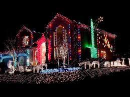 mesmerizing outdoor christmas lighting ideas u2014 the home design