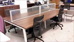 White Gloss Office Furniture by Contemporary Home Office Furniture Collections