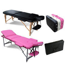used portable massage table for sale massage tables chairs ebay