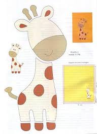the giraffe pattern picmia