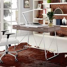 Unique Office Desk by Amazon Com Modern Contemporary Office Desk Wood Kitchen U0026 Dining