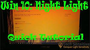 light for windows 10 tutorial