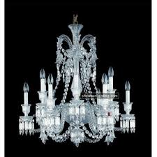 Chandelier For Sale 12 Lights Crystal Chandelier Baccarat Chandelier For Sale