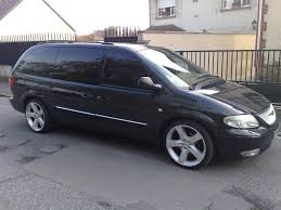 stup95 2001 chrysler grand voyager specs photos modification