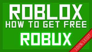how to get free robux 2017 100 legit no inspect no scam