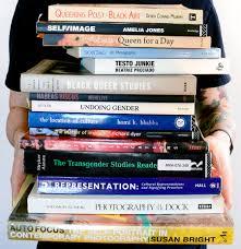 bookshelf archives art journal open