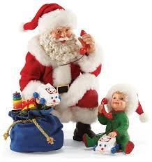 possible dreams santas department 56 possible dreams chatting with santa figurine fisher