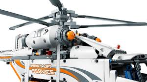 42052 heavy lift helicopter products lego technic lego com