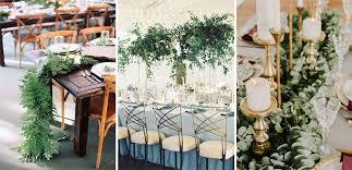 Wedding Flowers Greenery Greenery Wedding Trend Bucks County Pa Wedding Locations