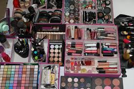 makeup artist collection make up set