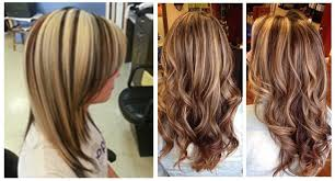 high and low highlights for hair pictures coloring low lights highlights inoa beauty hair and beauty