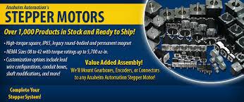 stepper motors largest online offering of stepper motors drives