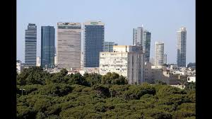 tel aviv city israel tall buildings architecture towers