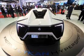 lykan hypersport interior the beauty and logic of the million dollar car bloomberg