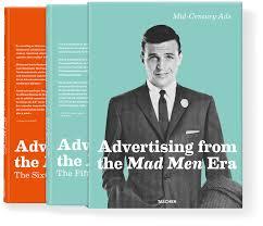 taschen design mid century ads advertising from the mad era by taschen