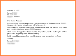 6 how to make a resignation letter sales report template
