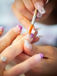 nail technician beginner distance learning home study course ukdlp