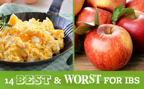 best and worst foods for ibs lifescript com
