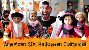 Halloween Costumes Dolls Halloween Costumes American Dolls Ag Doll Collection