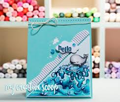 easy tips on coloring water using copic markers my creative scoop