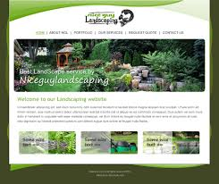 Best Landscaping Software by Free Landscape Design Website Templates Bathroom Design 2017