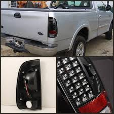 2002 ford f150 tail lights ford f150 1997 2003 black led tail lights a103w7ur109