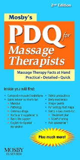 mosby u0027s pdq for massage therapists 2nd edition