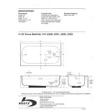 bathtubs appealing 4 foot bathtub shower design simple design