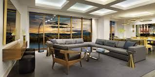 2 Bedroom Penthouse City View Sky Suite 5 Over The Top Vegas Hotel Rooms With Incredible Views Orbitz