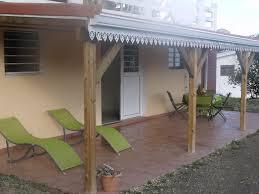 Plan De Maison Antillaise Maison De Vacances Cap Chevalier Martinique Booking Com