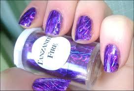 nail designs using foil
