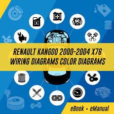 renault kangoo wiring diagram 28 images renault kangoo